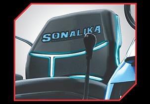 Deluxe Seats