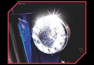 LED DRL Headlight